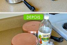 pots clean