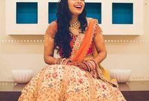Indian lehangas