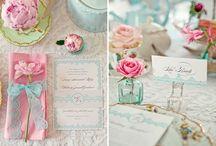 Scarlettweddings pastels inspiration / by Laura Velasco