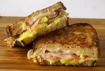 Grilled cheese recipes / by Tami Maxwell-Gadd