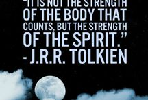Tolkien and all of his... beautiful things ;-; VERY BEAUTIFUL!