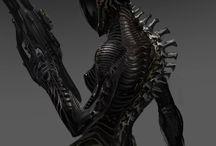alien et futur