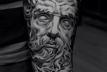 Greek Tattoos Mythology