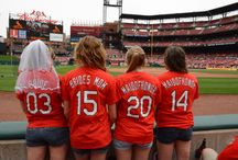 Only in Cardinals Nation / The BEST fans in baseball!