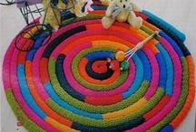colchas crochet / by araceli arguelles