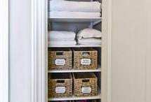 my house linen closet