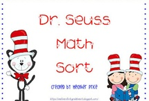 Dr. Seuss  / by Evangelina Beason