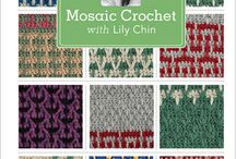 Crochet-Books, magazines / by Laura Cole
