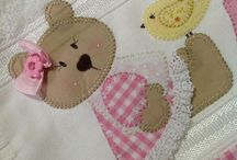Baby/childres ideas/quilts
