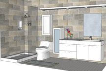 BATHROOM: 4x11 / FREE DESIGNS AVAILABLE AT MARMOTECH, INC ON FACEBOOK.