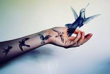 Tattoos :)~ / by Natasha Blankenship