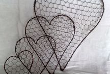 Hasendraht Chicken wire