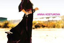 Journey / Journey lookbook by Anna Kosturova