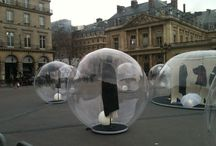 Fashion installation