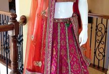 wedding lehengas / we are into customization of wedding indian dresses. for more info visit www.wholesalemart.in.net