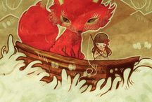 fairy tales illustrations