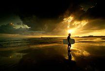 Bodyboard / Surfing