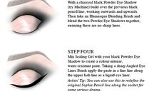 Make up och kläder