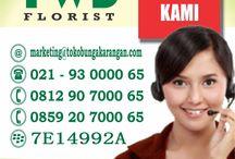 Toko Bunga Online / TWS Florist merupakan salah satu toko bunga online yang berlokasi di Jakarta dan Bekasi dan melayani pengiriman rangkaian bunga ke daerah Jakarta, Bekasi, Depok, Bogor, dan Tangerang. Telp: 02193000065/081290700065 http://www.tokobungakarangan.com