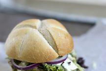 Recepten: groenteburgers