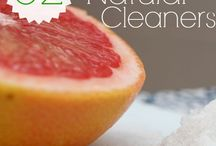 Multiple use cleansers / Beauty and house cleaning
