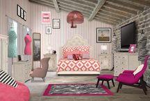 Girl rooms / Girls room