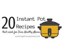THM Pressure Cooker/Crock Pot Recipes