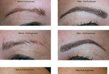 Brow tattoo / Permanent  make up