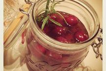 Recipes / Foodstuffs