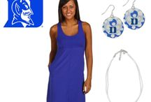 Duke Bluedevils / Find some of the cutest Duke gameday dresses, gameday jewelry, and gameday accessories to look gorgeous on gameday! Cheer on your Duke Bluedevils in style.
