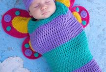 Újszülött baby zsák