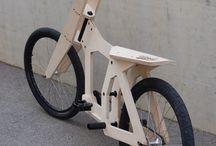 bici in legno o reclinate