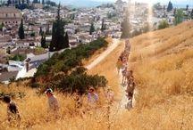 Tour gratuito Sacromonte Free Tour / En tu viaje a Granada tienes que visitar el Sacromonte.  ¡Disfruta de nuestros Granada Free Tours! www.walkingranada.com