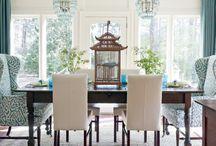 Dining room  / Dining room decor ides