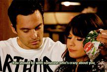 New Girl / Can I have my own Nick Miller? Is this a reasonable request?
