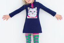 Girls fashion / Girls clothing for fashionable kids