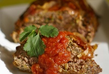 Meatloaf & Meatballs / All kinds of Meatloaf and Meatball recipes