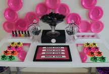 Rockstar party valeria ideas / by Claudia Sutachan