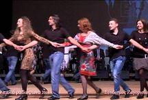 χοροί παραδοσιακοί