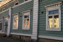 Finland architecture / by Nana