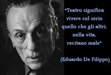 Teatro / Il grandi artisti italiani