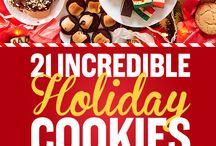 Cookies / Småkaker