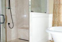 Bathroom / Ideas for bathroom renovation... / by Sassy Apple