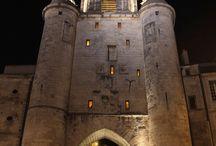 La Rochelle / Photos de la Rochelle, le jour et la nuit pendant la saison estivale.