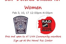 Programs Offered by UNH PD / Here is a board of educational programs offered by the UNH Police Department / by UNH Police