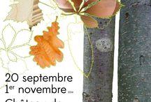 EXTRA BOIS ! - Exposition du 20 septembre au 1er novembre 2014 - Nontron / Le Pôle Expérimental Métiers d'Art vous propose une introduction à la richesse de la filière bois en apportant un éclairage pédagogique tout en s'attardant plus particulièrement, bien sûr, sur les ateliers métiers d'art.  Extra bois ! – exposition du 20 septembre au 1er novembre 2014 vernissage : le vendredi 19 septembre à 18h ouvert du lundi au samedi, 10h-13h et 14h-18h  Pôle Expérimental Métiers d'Art de Nontron et du Périgord Vert Château, av. du Général Leclerc 24300 NONTRON