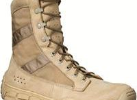 Rocky Military Boots / by Rocky Boots
