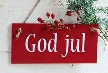 Scandinavian Christmas / God Jul