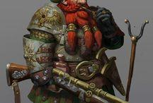 Dwarf Fantasy