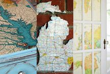 MAP  DIY PROJECTS